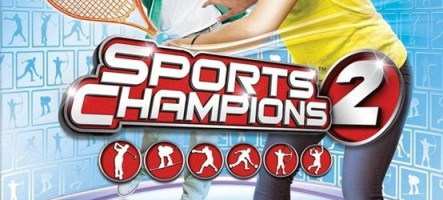 (Test) Sports Champions 2 (PS3 Move)