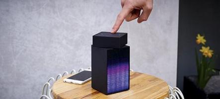 Enceinte Bluetooth lumineuse Big Ben Interactive BT12