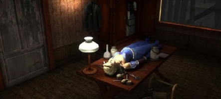Sherlock Holmes versus Jack l'Eventreur sur PC