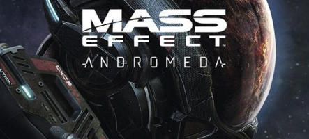 Mass Effect Andromeda (PC, Xbox One, PS4)