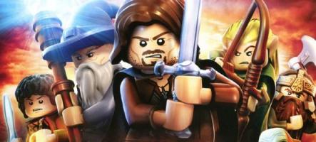 (Test) Lego Le Seigneur des Anneaux (PS3, Xbox 360, PC, Wii, 3DS, PS Vita)