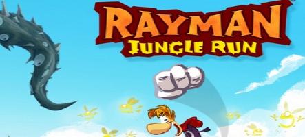 10 niveaux exclusifs pour Rayman sur iOS