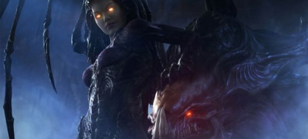 Concours exclusif StarCraft 2 Heart of the Swarm : 250 clefs bêta à gagner !
