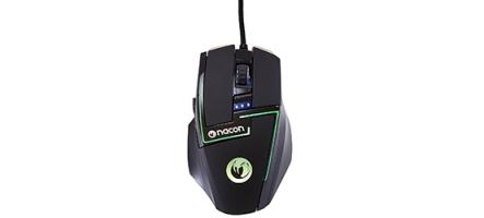 Nacon GM-350L, une souris gamer de qualité ?
