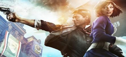 Les joueurs n'aiment pas la jaquette de Bioshock Infinite