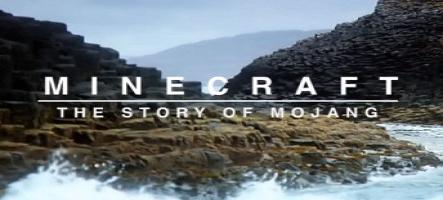 Un film sur Mojang diffusé aujourd'hui sur le net
