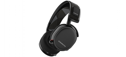 Steelseries Arctis 7, un casque gaming 7.1 pour PC, Xbox One et PS4