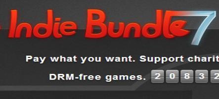 Le Humble Indie Bundle nouveau est arrivé