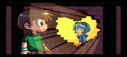 Scott Pilgrim vs The World aura un DLC