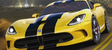 Forza Horizon : Une des voitures les plus rapides dans le pack de janvier