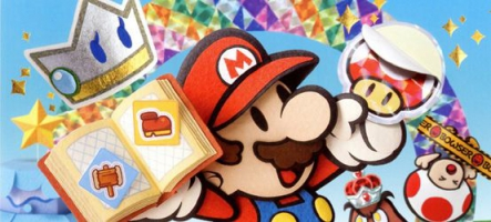 (Test) Paper Mario Sticker Star (3DS)