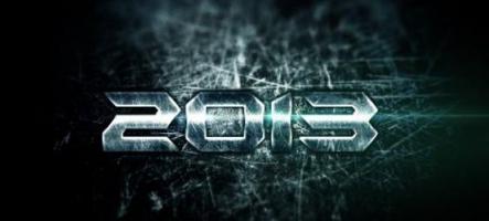 2013 : les jeux que l'on attend