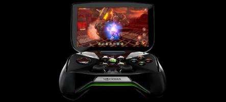 Nvidia annonce Shield, une nouvelle console portable !