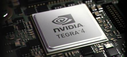 Nvidia annonce le Tegra 4, le processeur mobile le plus rapide au monde
