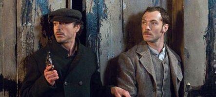 (Cinéma) Sherlock Holmes, la bande-annonce