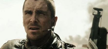 Christian Bale, fan de jeux vidéo