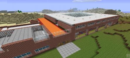 Des cours de Minecraft obligatoires dans une école suédoise