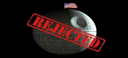 L'administration Obama décline la construction d'une Etoile Noire
