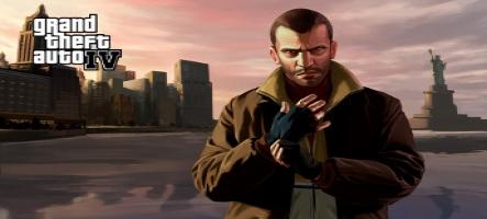 Des mafieux russes utilisent GTA 4 pour faire leur pub
