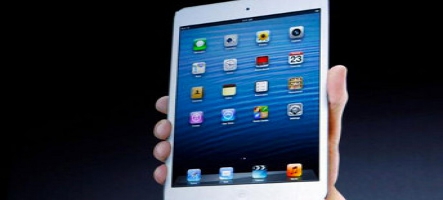 Apple : l'iPad 5 et l'iPad Mini 2 pour mars