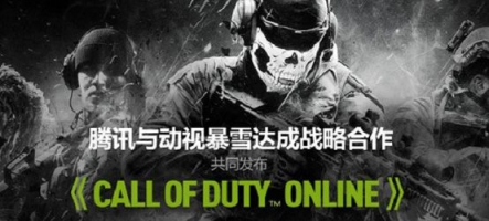 Call of Duty Online passe en phase de test public