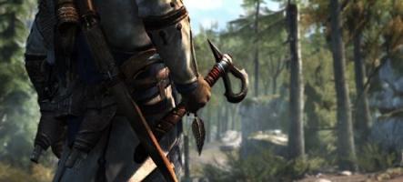 Assassin's Creed 3 : Des DLC aussi sur Wii U
