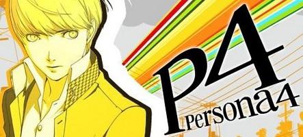 Découvrez Persona 4 Golden