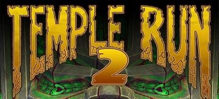 20 millions de Temple Run 2 téléchargés en quelques jours