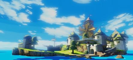The Legend of Zelda : The Wind Waker sur Wii U