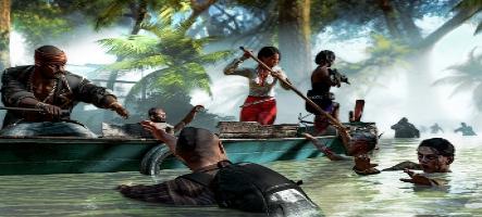 Dead Island Ritptide : 8 minutes de gameplay avec du sang dedans