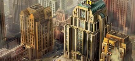 Sim City vous offre les capitales européennes
