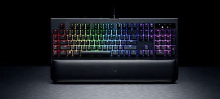Test du clavier Razer Blackwidow Chroma v2