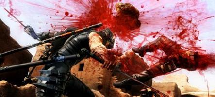Ninja Gaiden 3 : Razor's Edge aussi sur PS3 et Xbox 360