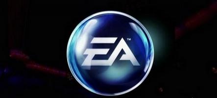 Electronic Arts, meilleur éditeur de jeux vidéo en 2012