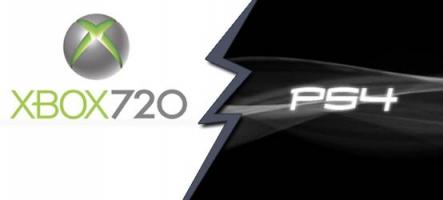 PS4 et Xbox 720 : le point, les infos, les questions