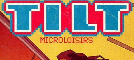 Les magazines Tilt et Joystick sur le point d'être relancés...