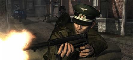 Un nouveau jeu Wolfenstein sur les rails