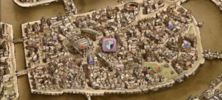 Discworld : La carte d'Ankh-Morpork pour iPad