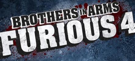 Un nouveau jeu Brothers in Arms en développement