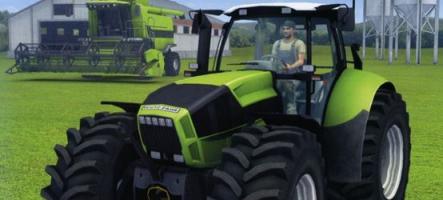 Farming Simulator 2013 va traire les vaches au Salon de l'Agriculture