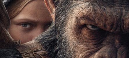 La Planète des Singes : Suprématie, la critique du film