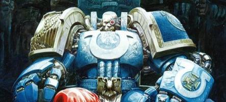 Warhammer 40,000 : Space Marine annoncé