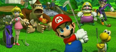 Mario Golf vous fait découvrir de nouveaux trous sur 3DS