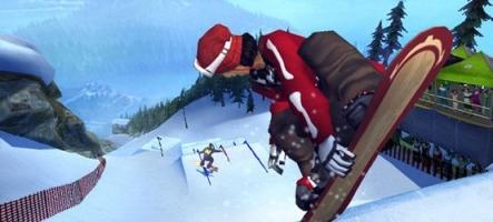Shaun White revient sur Wii