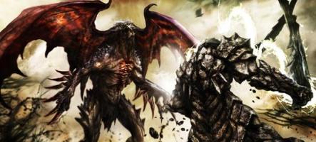 Découvrez Soul Sacrifice, le nouveau jeu d'action de Sony
