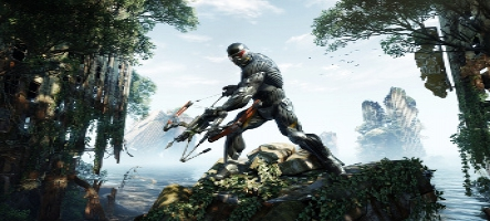 Crytek : ''impossible que les consoles rivalisent avec les PC''