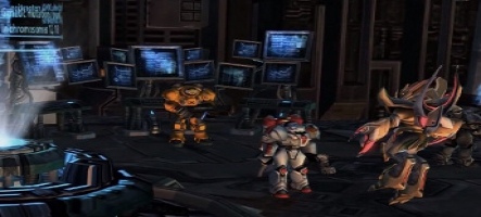 Starcraft devient un RPG