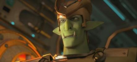 Knack : un nouveau jeu PS4 annoncé