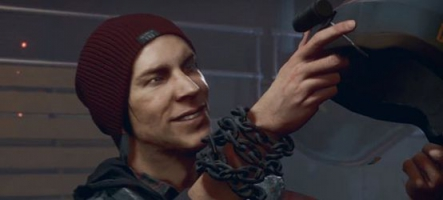 Infamous Second Son arrive sur PS4