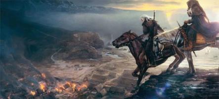 The Witcher 3 annoncé sur PS4